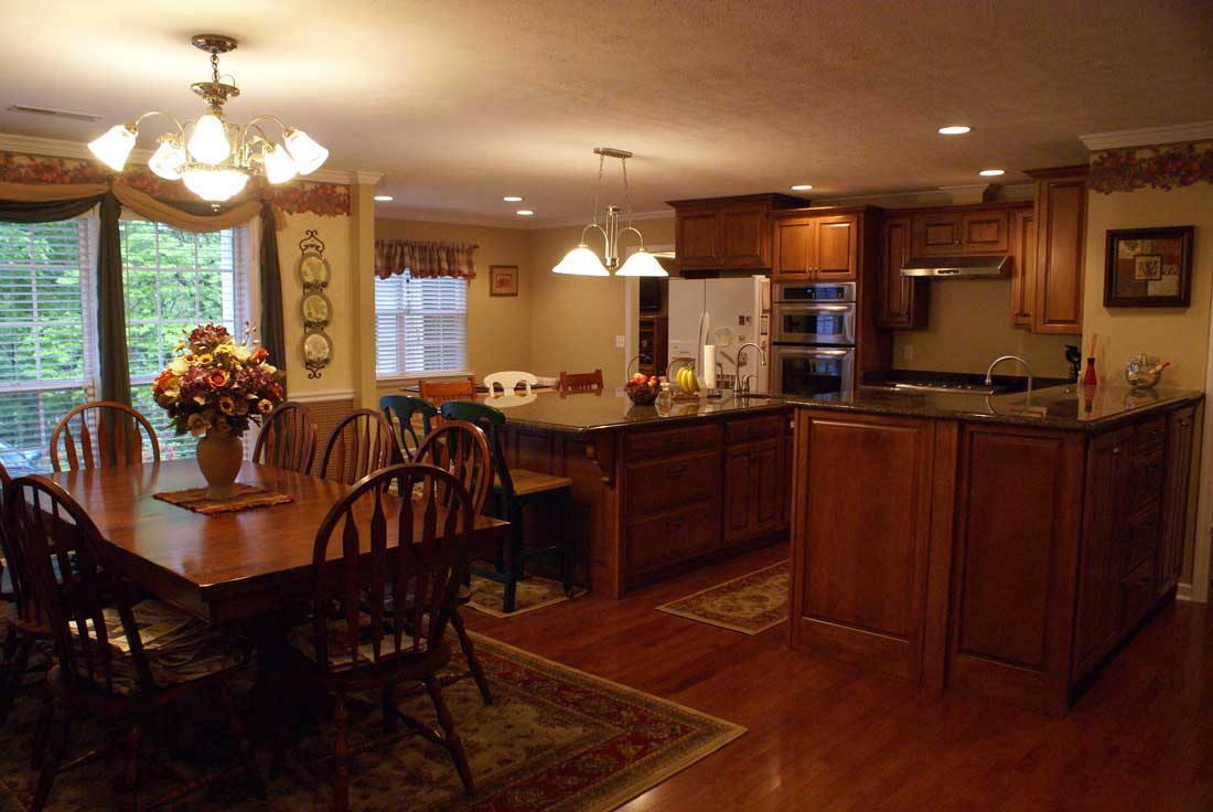 Chattanooga Kitchen Remodel Shon Powell Construction - Kitchen remodeling chattanooga tn